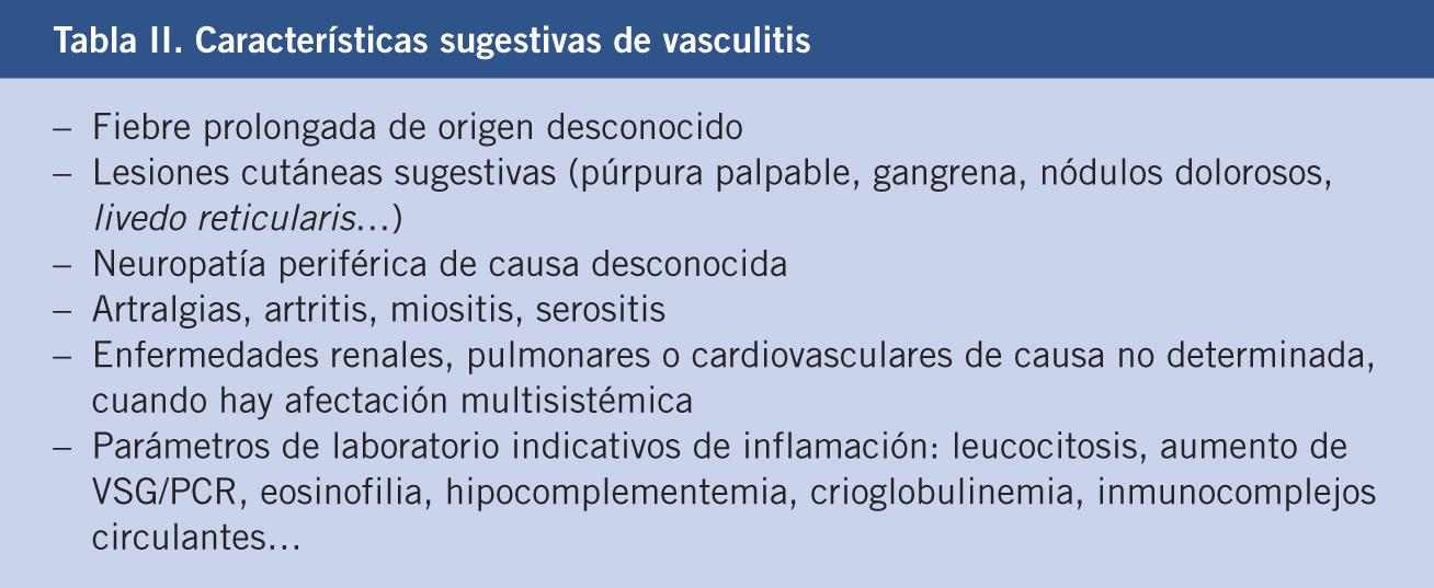 sintomas de vasculitis anca