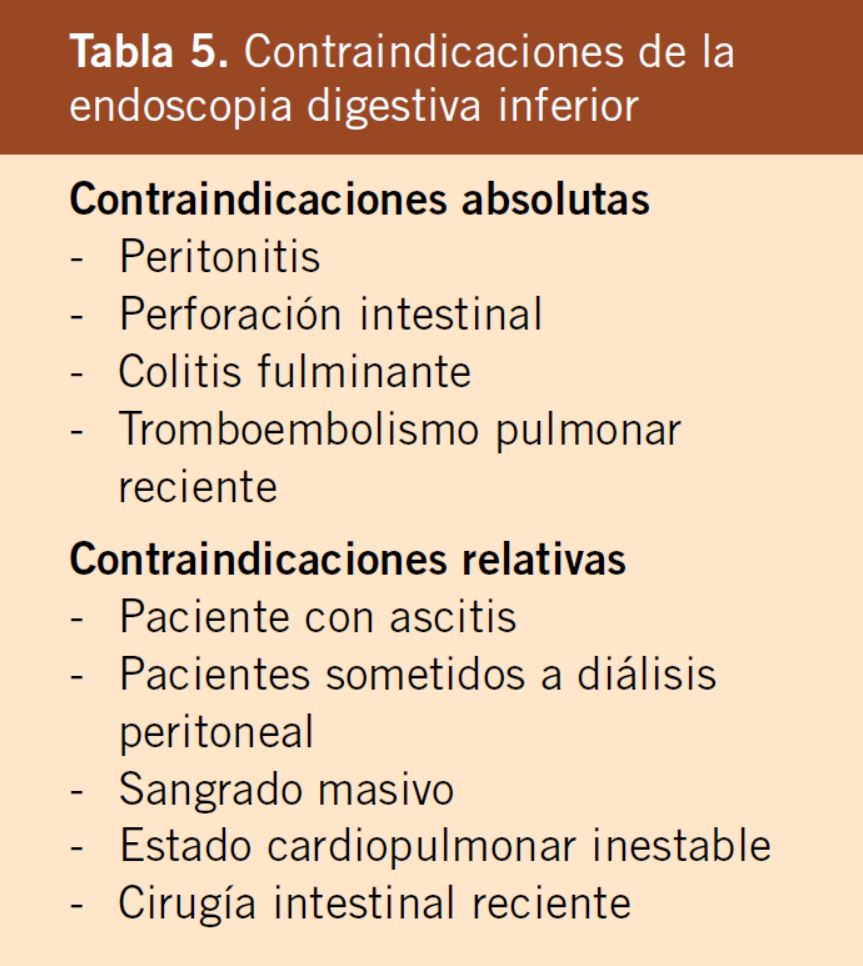 Endoscopia digestiva pediátrica