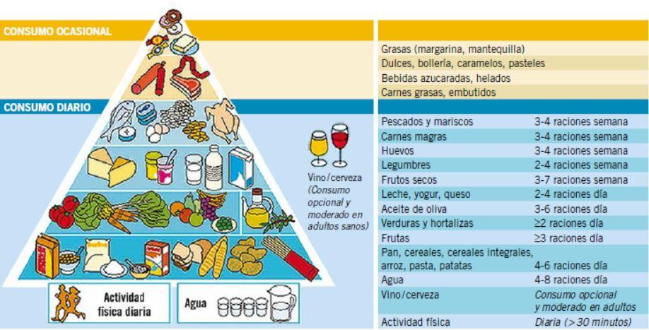 diferencia entre dieta y alimentacion saludable para niños
