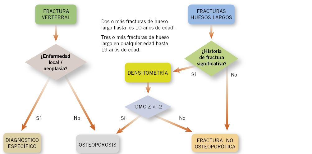 Evaluación y tratamiento de la osteoporosis en niños