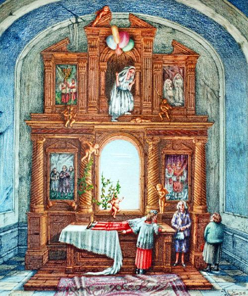 fcbb6a6c2d Representación del niño en la pintura españolaIgnacio Fortún